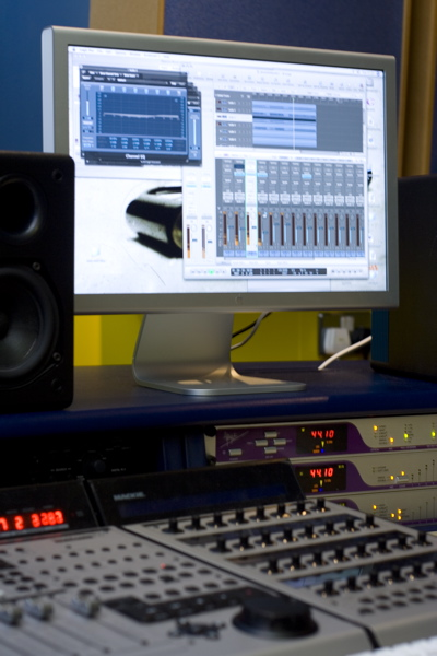 Image of audio equipment
